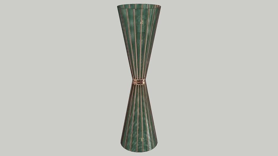 39829 Floor Lamp Hourglass