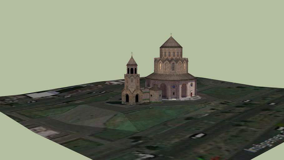 Holy Trinity Church (Ereván-Armenia)