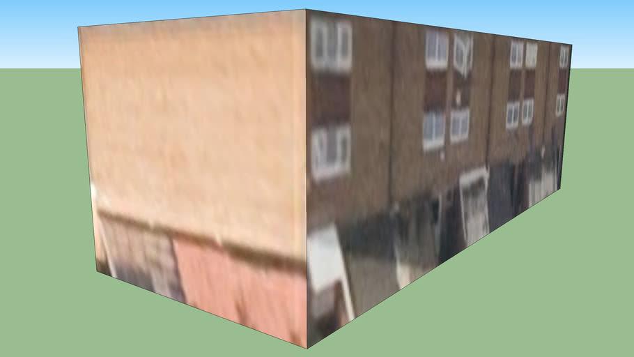 Building in Birmingham, West Midlands B19 2LA, UK