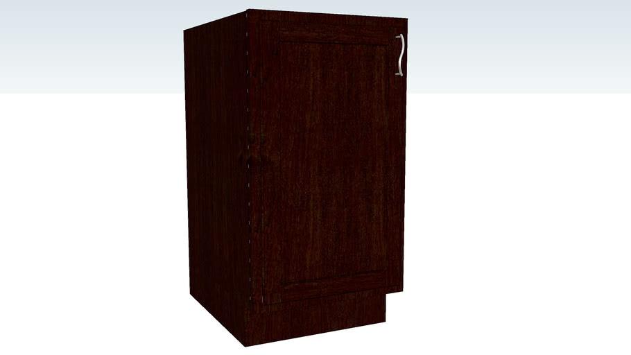 Base Full Height Single Door