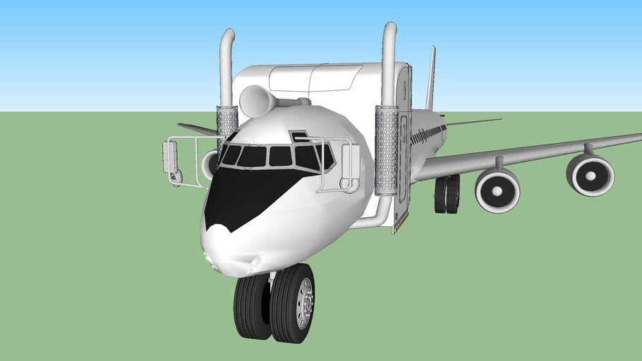 Peterbilt DC 8