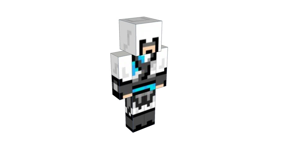 Minecraft Skin Assassin Creed 3d Warehouse