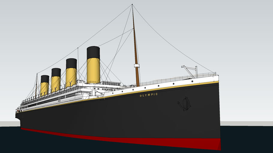 RMS Olympic (1910)