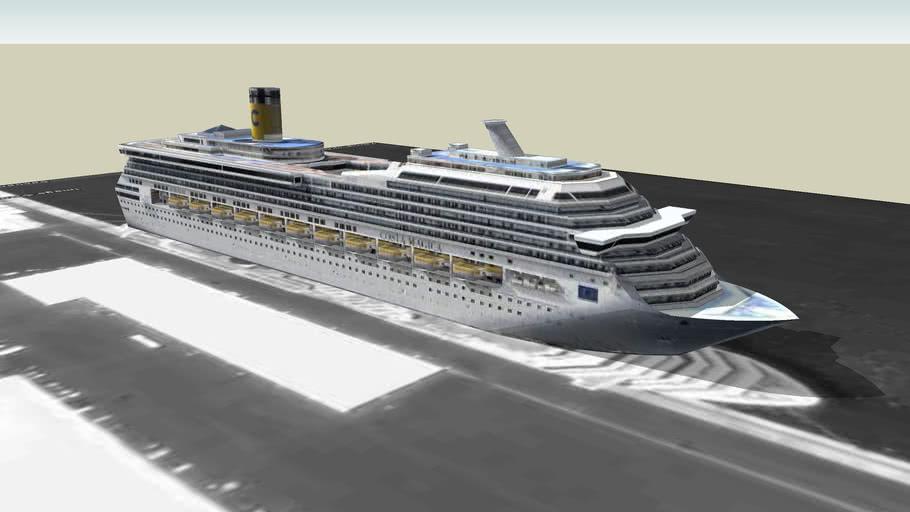 Costa Magica Cruise Ship