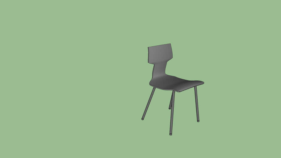 Smith System Flavors Stack Chair