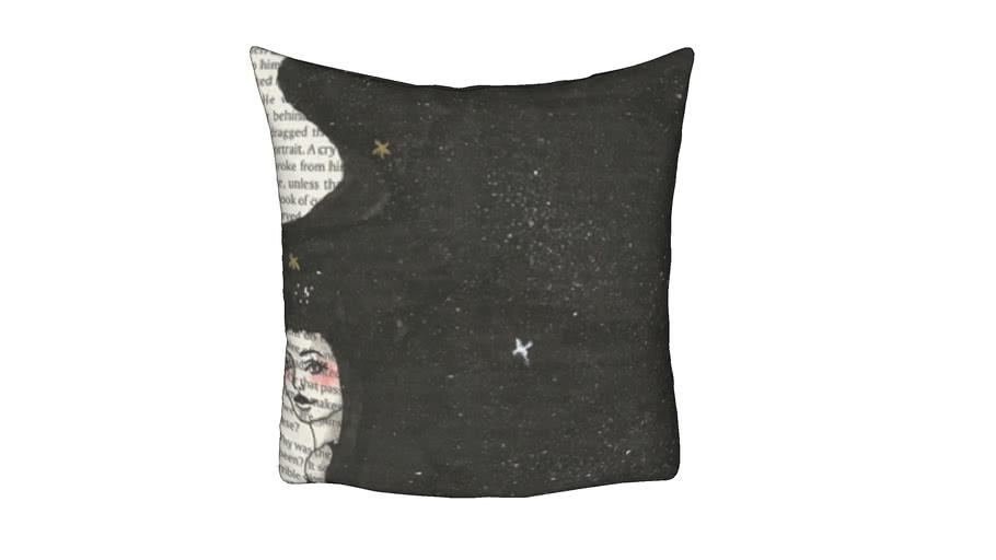 ALMOFADA LOOK AT THE STARS 50X50