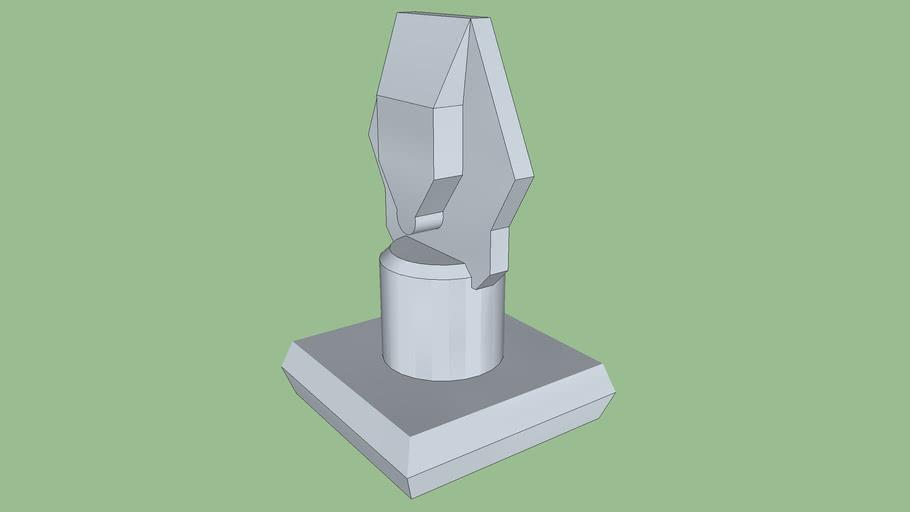 Khet Pharaoh (silver)