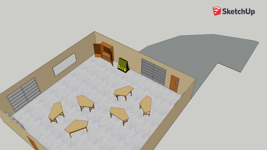 Maker Space Layout 1