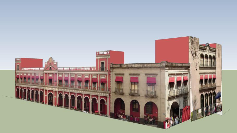 Casa de Gobierno de Veracruz - Lado Norte