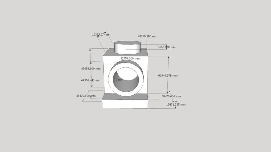 SketchUp Model 8