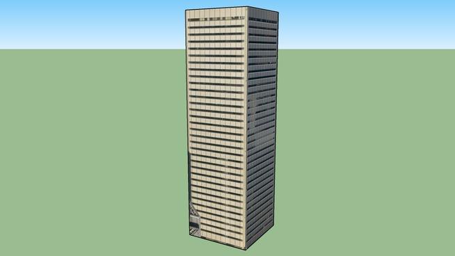 Building in Osaka