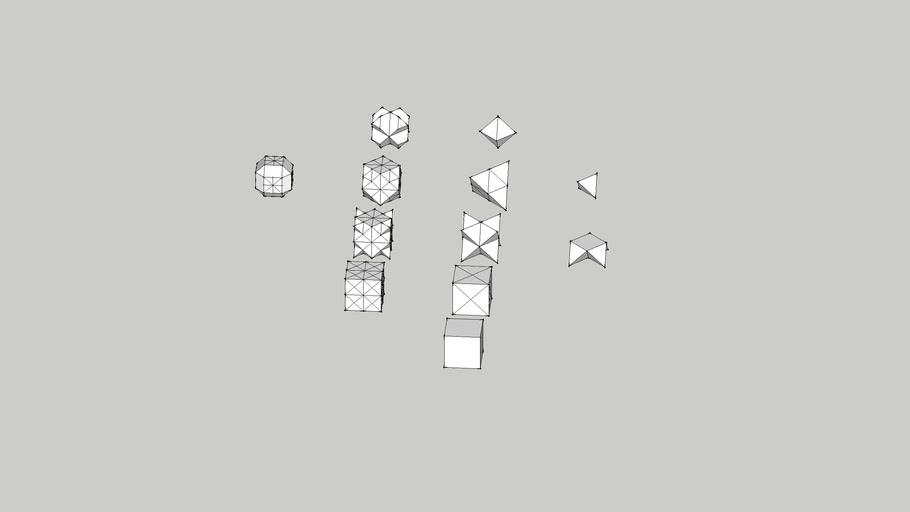 cube variations