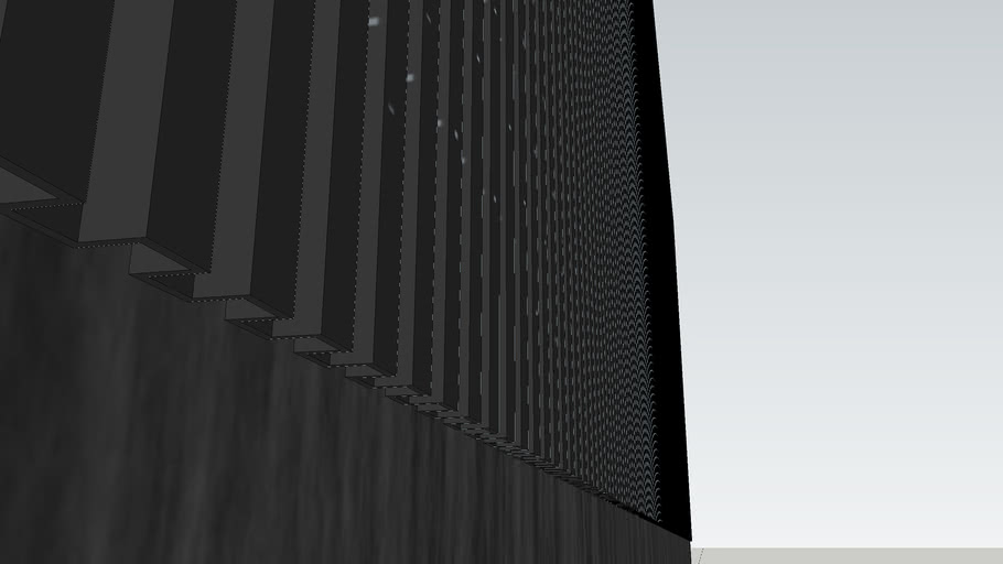 Sure Cavity (SC 5032) - 32 inch width, 3/16 depth