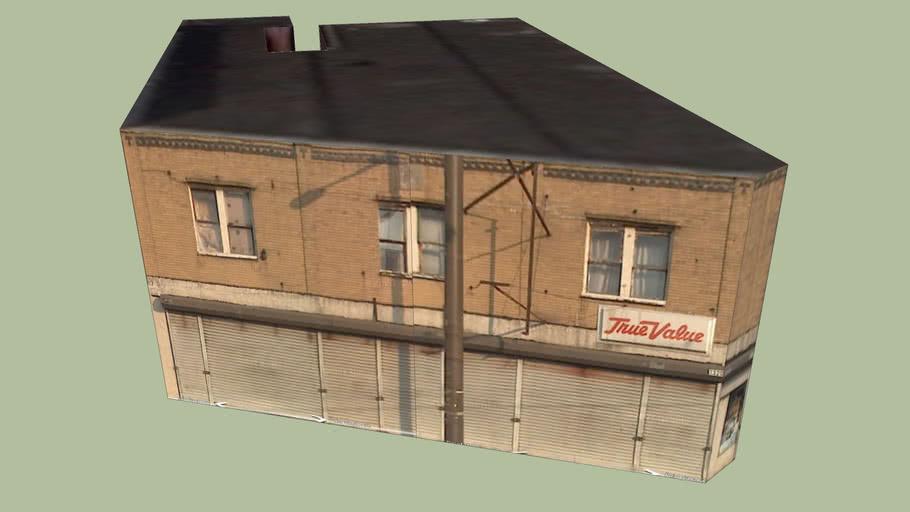 Gebäude in Philadelphia 383, PA, USA