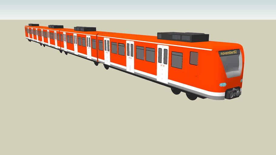 Tram Train Bahn S-Bahn