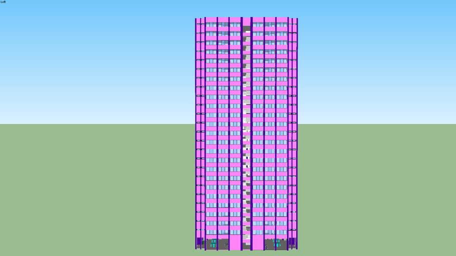 singapore HDB flat building 10