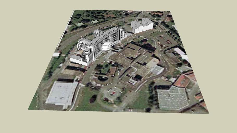 Centre Hospitalier Départemental de Périgueux _Dordogne_France