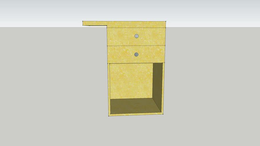 NGA drawer 60x60R
