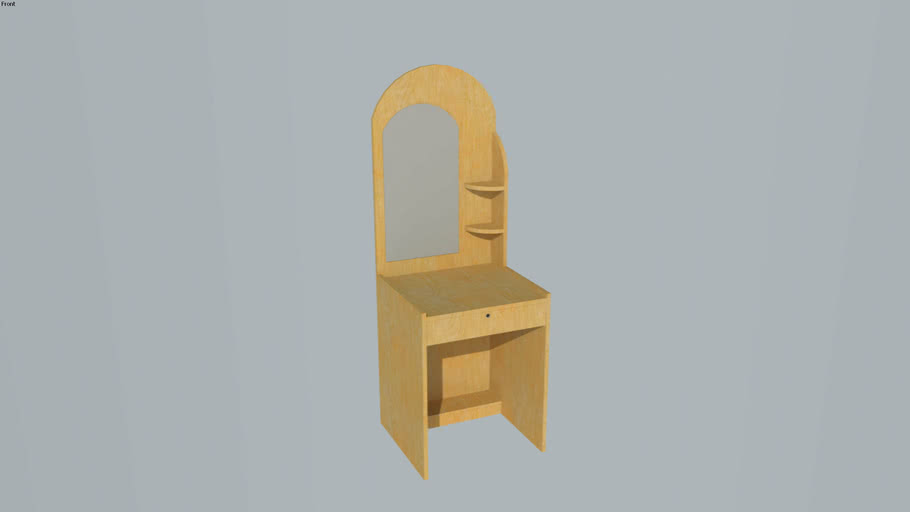 Cosmetic table (FEE5)