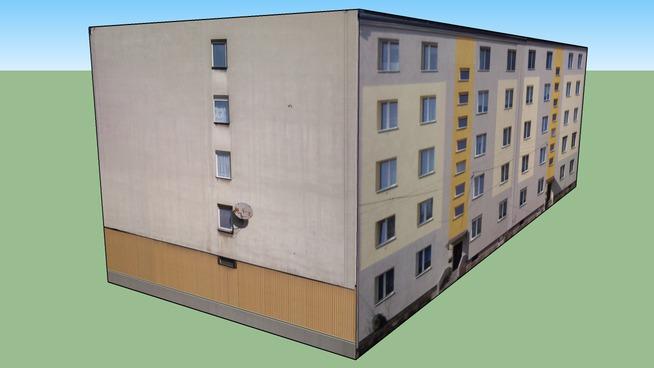budynek mieszkalny, Bytom, Zabrzańska 82