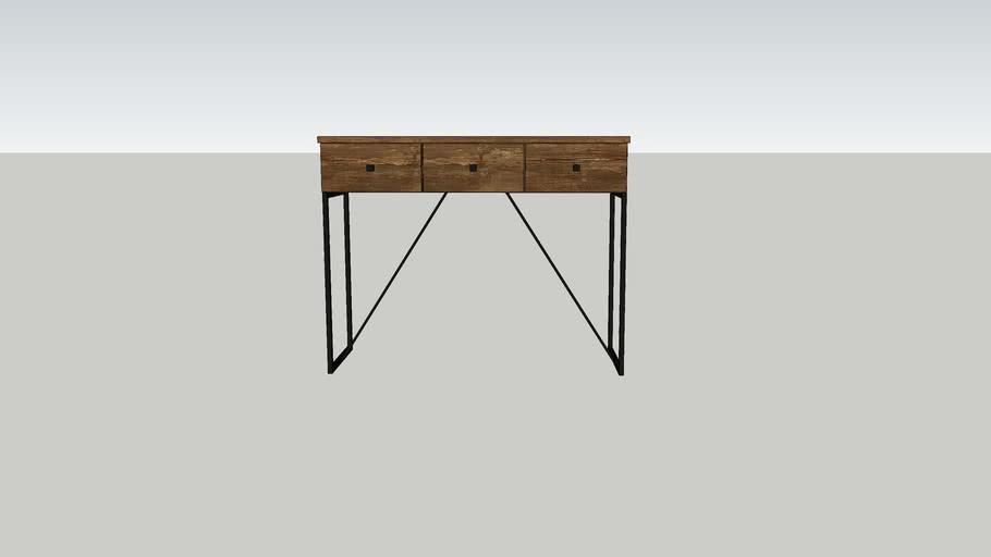 Console loft, industrial   konsola Julietta HDfurniture