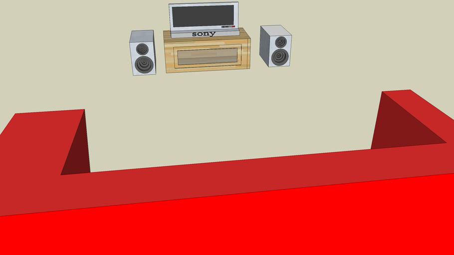Sony flatscreem tv