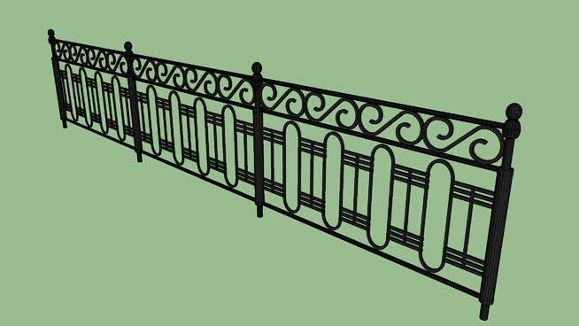 Railing | 3D Warehouse