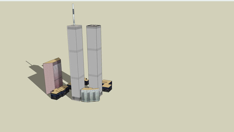 WORLD TRADE CENTER BY PATRICK AND