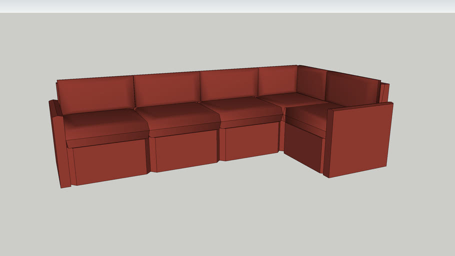 sectinal couch