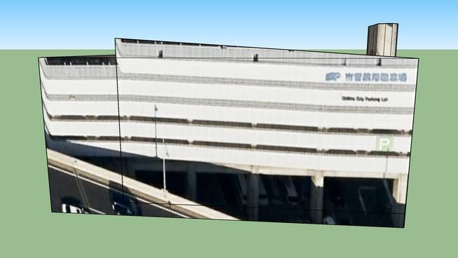 ベイサイドプレイス博多駐車場