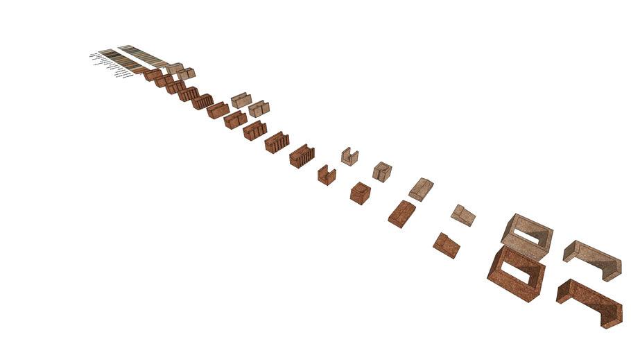 Mutual Materials CMU Blocks