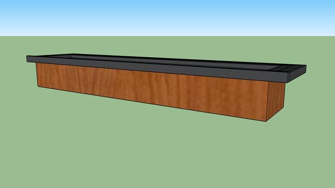 """Kolbe Ultra Garden-Aire Rectangular Transoms GAUT5010 (F.S. 5'-0"""" x0'-11 1/2"""" R.O.5'-0 1/2"""" x 1'-0"""")"""
