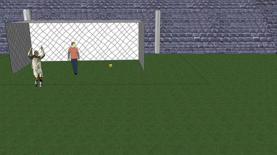 MY FOOTBALL STADION.skp (569 kb)