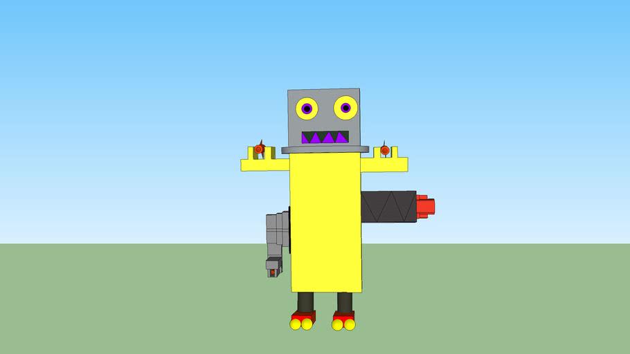 Better Robot