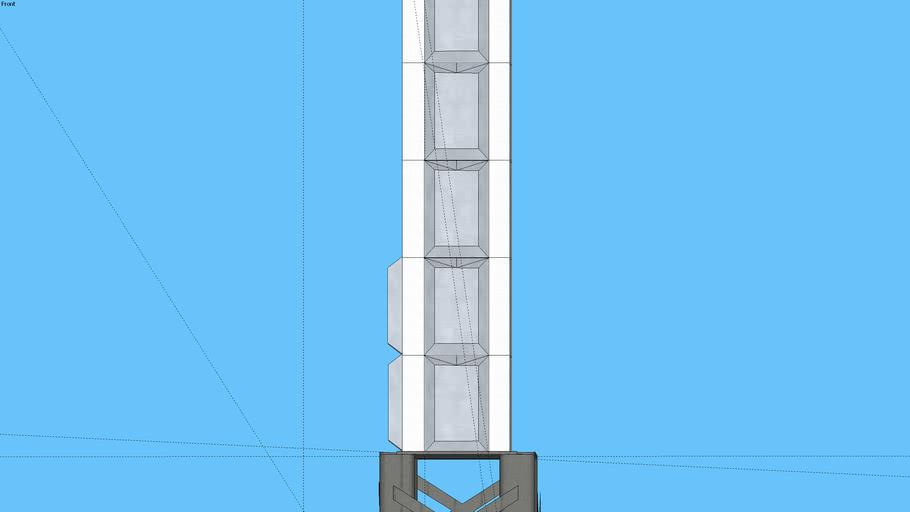 Sutton Coldfield Main Mast