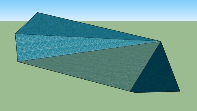 water pyramid