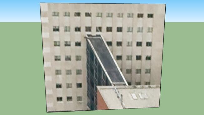 Budova na adrese Cleveland, OH, USA