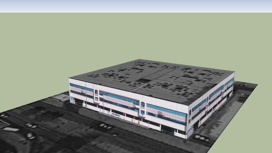 Building , Al Hudaiba