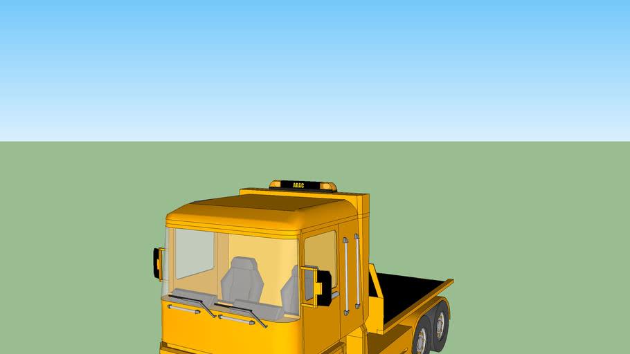 Renault Truck ADAC