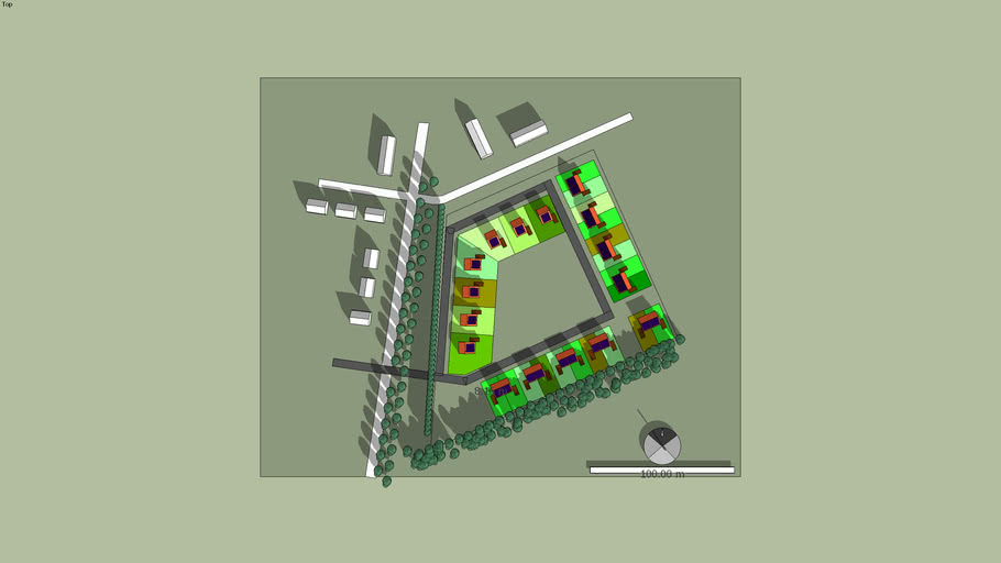 Kraggenburg modelstudie v1