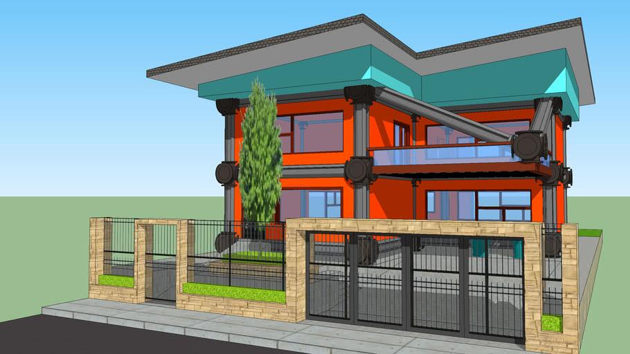 Modular house 10