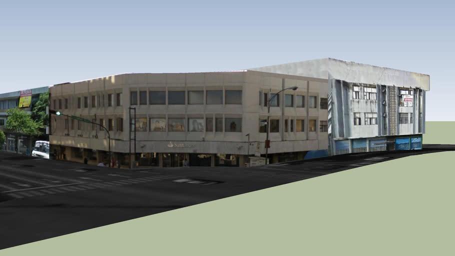 Santander & edificios aledaños