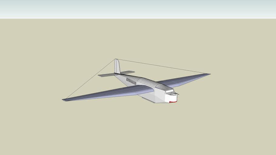 Aircaft (my own design)