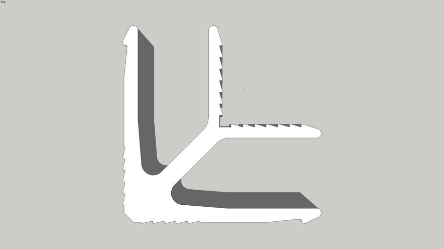 KAGCSGFS - Sm Corner Stake
