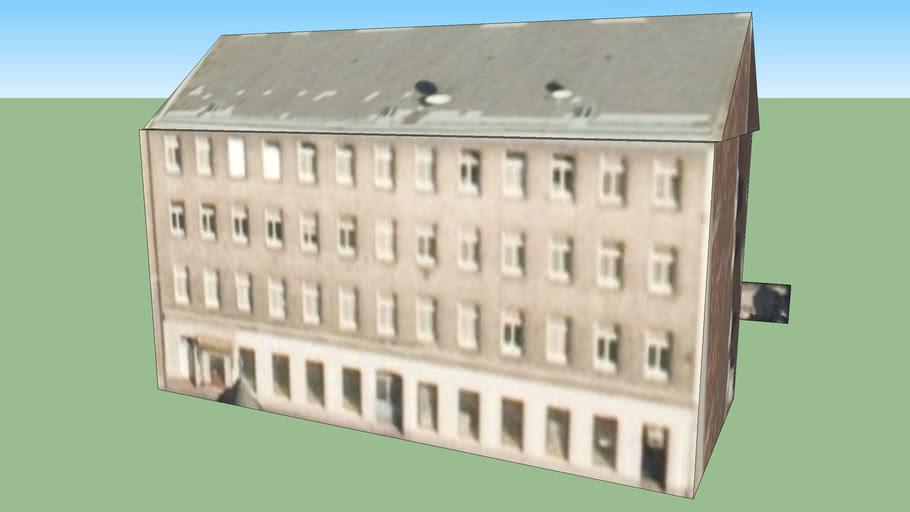 Building in Wien, 1050 Vienna, Austria