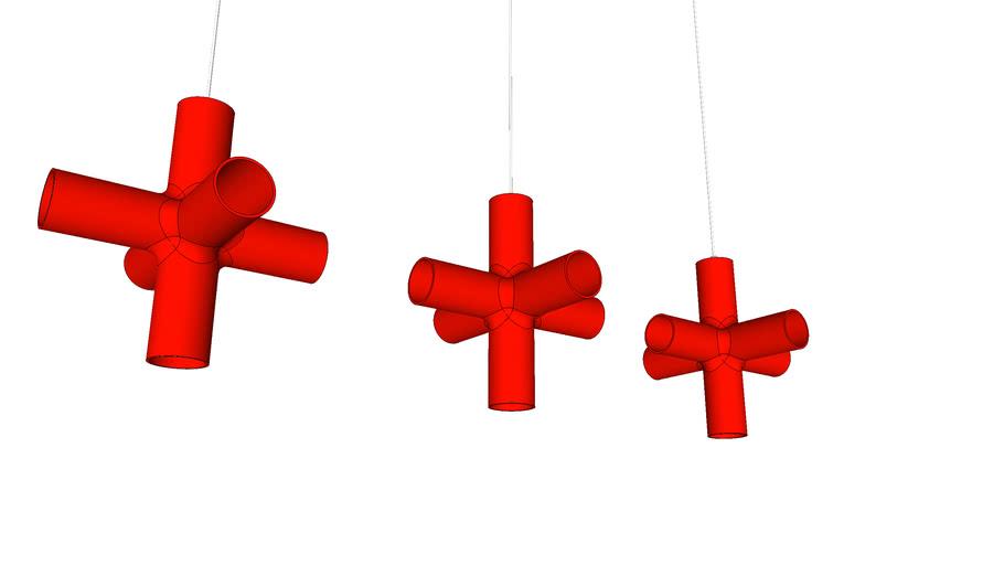 Suspension Crosslight - DARK