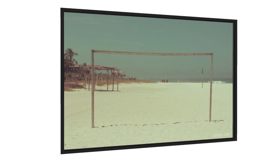 Quadro Quero ver gol - Galeria9, por Eduardo Conti