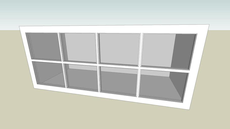 IKEA Faktum FA 327 shelf