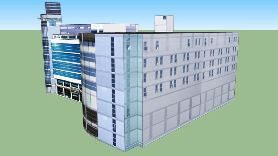 鈺創科技智慧大樓,Headquarters Building for Etron Technology, Inc.