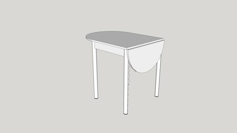 Table Flipp Conforama 3d Warehouse
